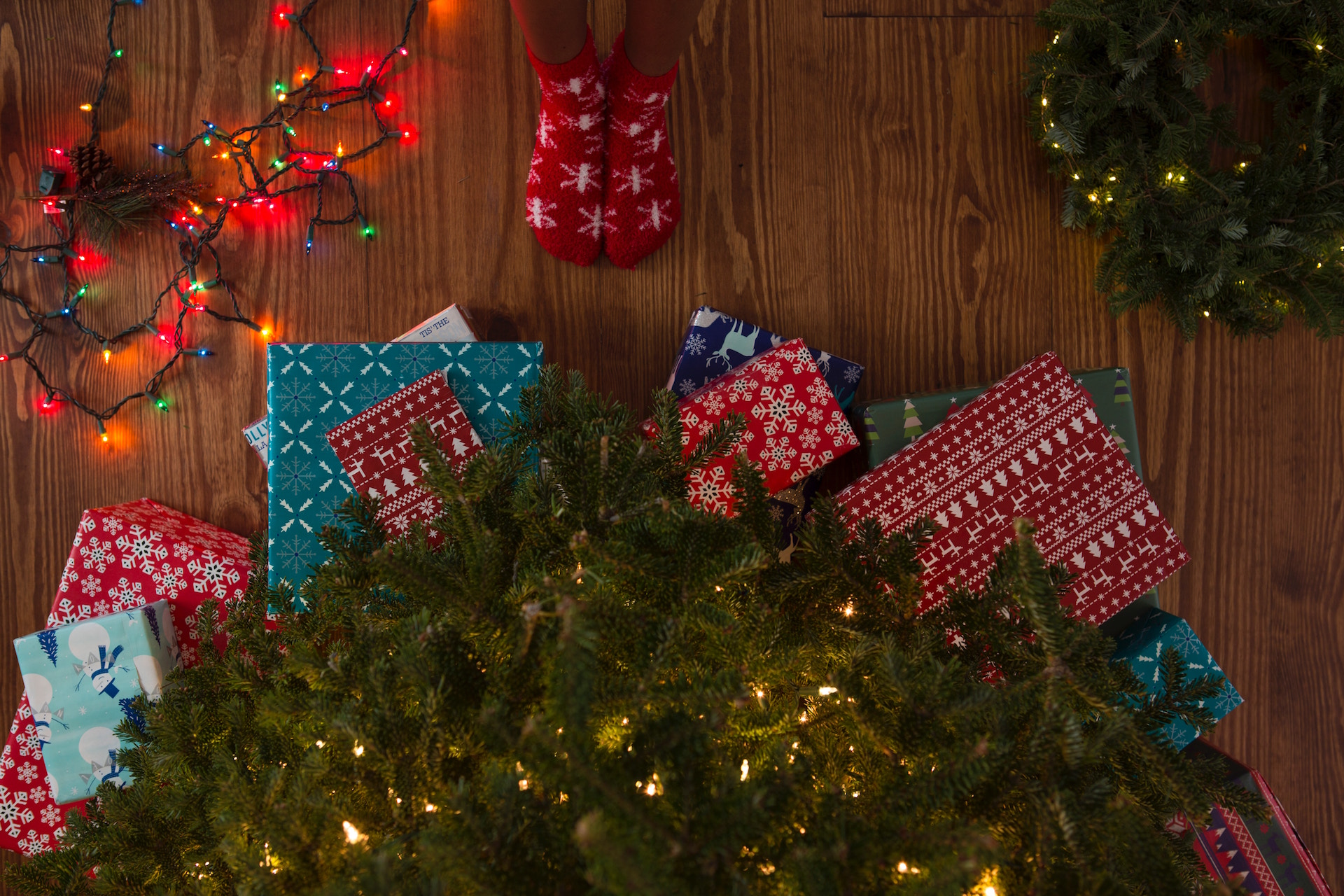Tips on wrapping presents